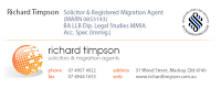 Richard Timpson Solicitors and Migration Agents 877161 Image 2